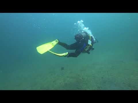 Çanakkale Boğazı Batık Dalışı-Çanakkale Bosphorus Wreck Dive