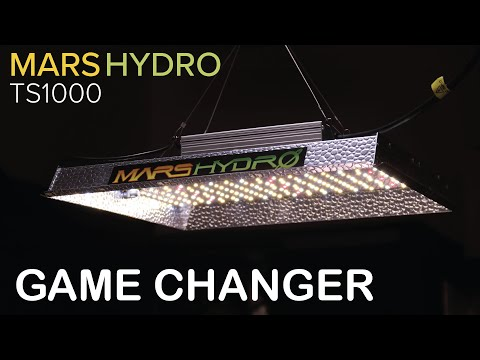 Mars Hydro TS1000 - Game Changer