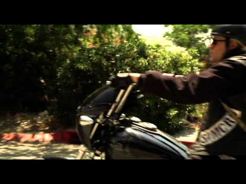 Sons of Anarchy Music Video - Born to be Wild (Hinder)