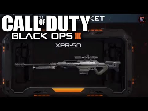 UNLOCKING XPR in BLACK OPS 3 - RTC #1