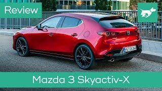 Mazda 3 Skyactiv-X 2020 review