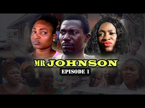 Mr Johnson [Season 1] - Latest Nollywood Comedy Movies 2017