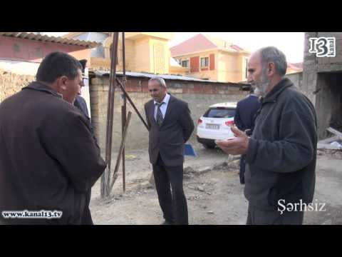 Binəqədi Rayon İcra nümayəndələri ilə sakinlərin dialoqu- Ekskluziv
