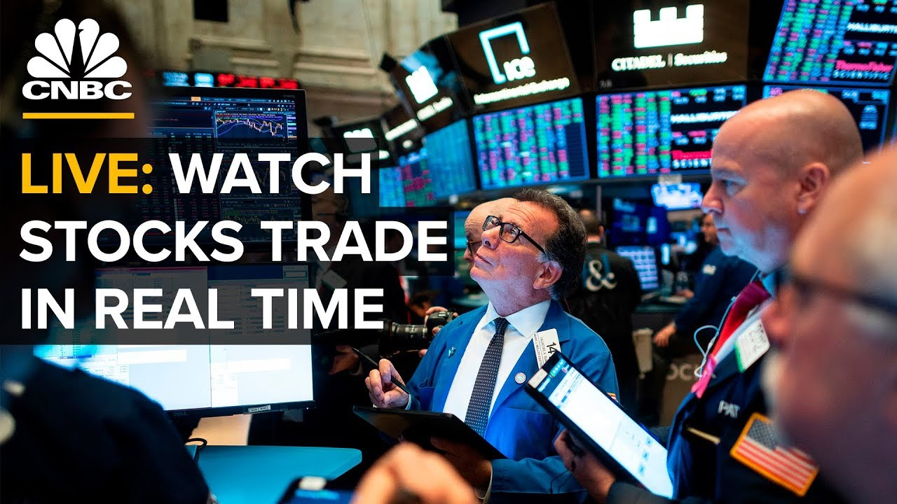 LIVE: Watch stocks trade in real time – 12/2/2019