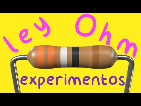 Ohm's Law. Experiments.