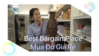 Goodwill store is the cheapest way to Shop - Mua Đồ Giá Rất Rẻ | Vlog 72