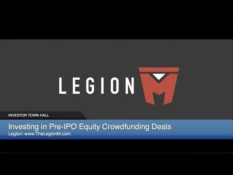 Legion M Reg-A+ Equity Crowdfunding Offering, CEO Jeff Annison Updates Investors