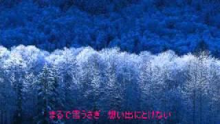 奥井亜紀「ゆきうさぎ」.flv