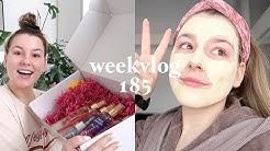 Unboxings & pat zijn kast opruimen 📦 weekvlog | All About Leonie