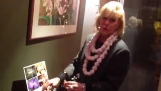 Lauren Ezersky meets Custom Perfumer Sue Phillips of Scenterprises