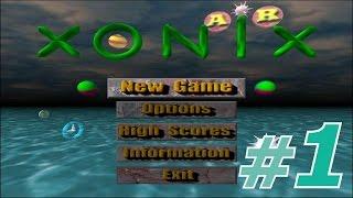AirXonix - Walkthrough Part 1 - [Easy 7 Levels]