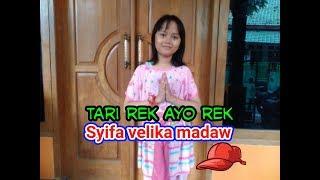 Download lagu TARI REK AYO REK SVM MP3