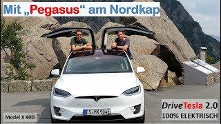 """DriveTesla 2.0: Mit """"Pegasus"""" am Nordkap"""