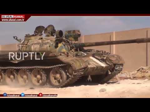 Suriye ordusu 80 bin askerle teyakkuzda