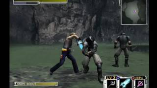 [PS2] Eve of Extinction Gameplay 08