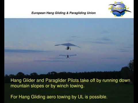 european hang gliding amp paragliding union