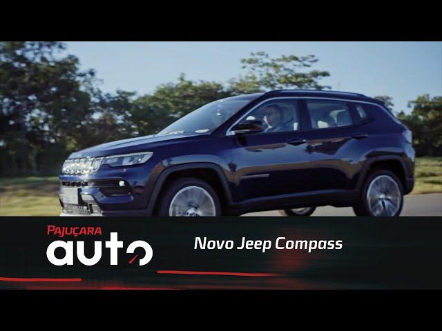 Novo Jeep Compass segue sendo um sucesso de vendas