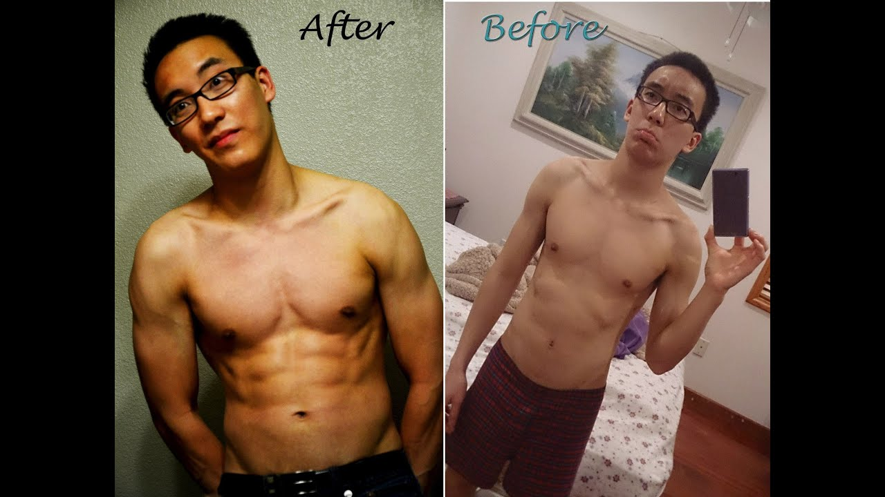 How To Gain Weight And Build Muscle With High Metabolism