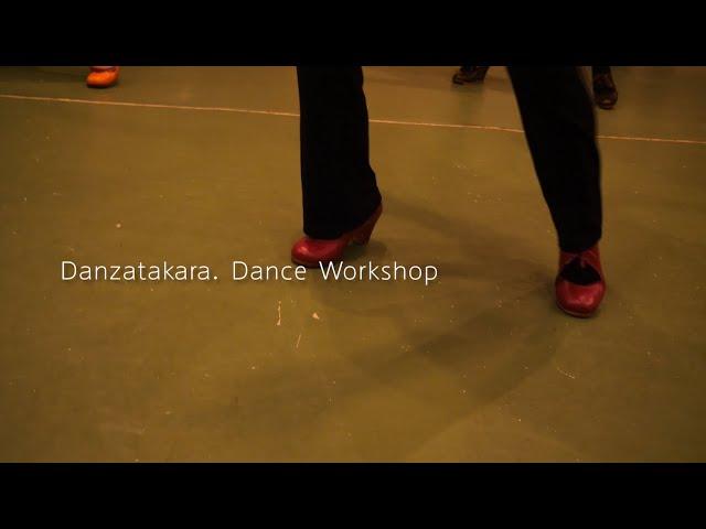 Danzatakara. Dance Workshop at