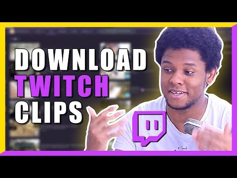 How to Download twitch clips in 2019 - YouTube