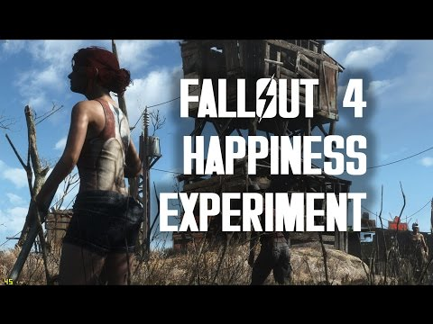 The Great Fallout 4 Happiness Experiment