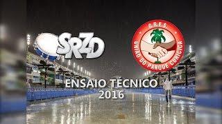 Ensaio Técnico 2016 - União do Parque Curicica