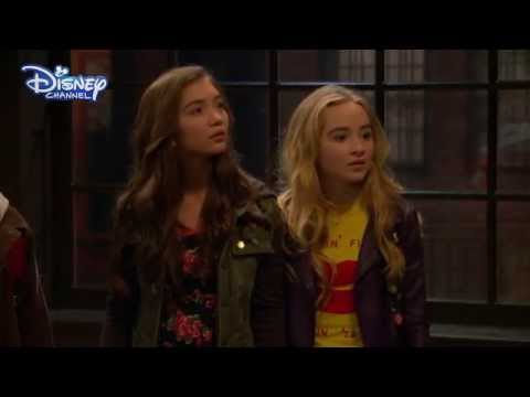 Official - Girl Meets World - Girl Meets Boy - The Library - HD