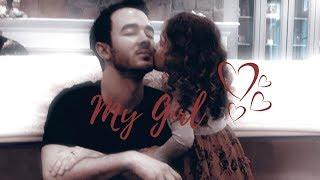 Kevin Jonas with Alena & Valentina | My Girl 💕