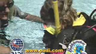 Kids and Scuba:  PADI Bubblemaker Experience