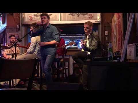 Robby Johnson singing