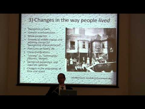 Frieze Lecture: Themes in the world of Charles Dickens (Part 2)