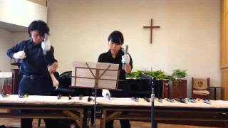 Hark! The Herald Angels Sing Duet on Tone Chimes