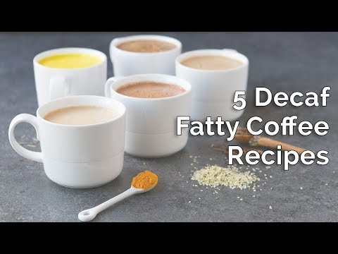 5 Caffeine-free Rocket Fuel Latte Recipes