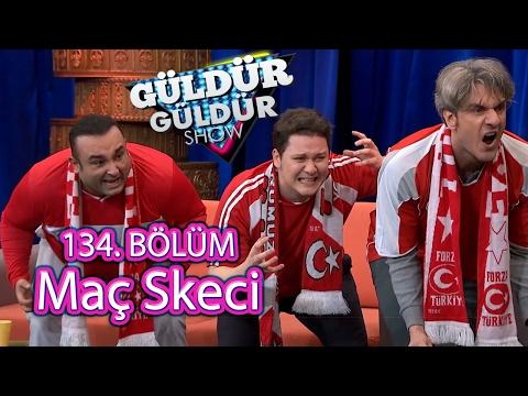 Güldür Güldür Show 134. Bölüm, Futbol Maçı Skeci