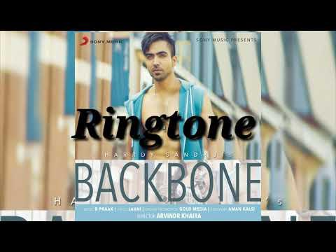 ringtone backbone