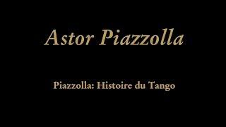 Astor Piazzolla - Histoire du tango pour flûte et guitare: Concert d
