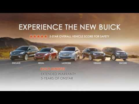 24-Month Leasing, Precision Truck Event and Experience the New Buick | Murra GM Brandon