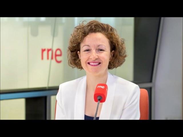 Lucía Marín  - Las Mañanas de RNE con Javier Capitán -  31 de Agosto 2018