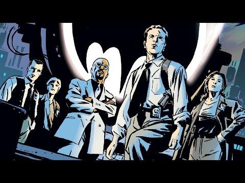 Komiksové bubliny - Gotham Central: Při výkonu služby