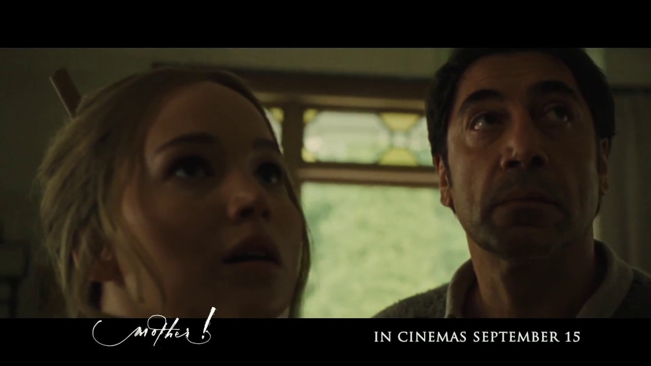 Download mother! | Download & Keep now | javier unskippable | paramount uk