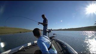 Fishing a Bass Tournament with Gary Yamamoto