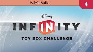 Disney Infinity: Toy Box Challenge - Willy