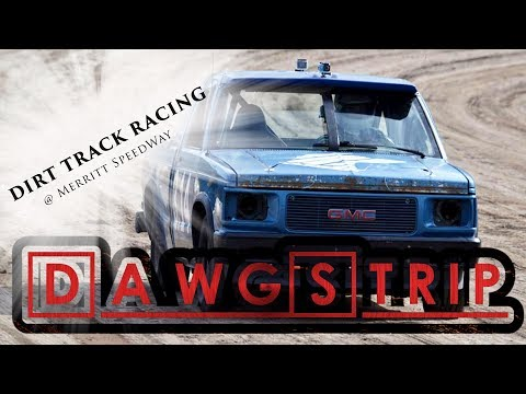 DawgStrip Racing at Merritt Speedway ( Days of Thunder ) Tribute