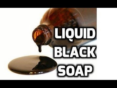 how to prepare liquid soap