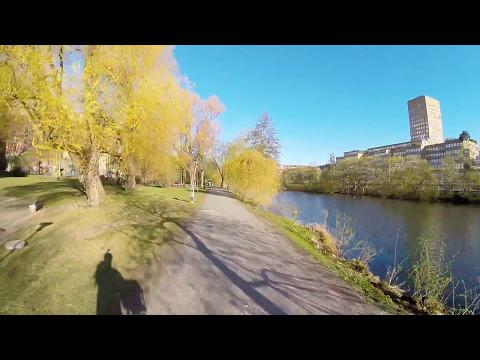 Kungsholmen, Stockholm, Bicycle Tour (unedited)
