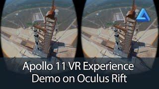 Apollo 11 VR Experience Demo on Oculus Rift