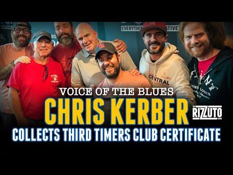 Chris Kerber talks upcoming BLUES season [Rizzuto Show]