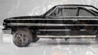 "Lot S139 1964 Ford Galaxie 500 ""Tobacco King"" Rocket Car"