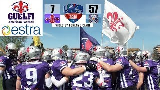 Estra Guelfi Firenze Vs Seamen Milano 2018 Highlights