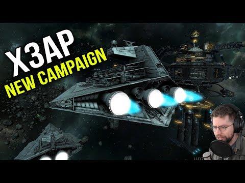 X3AP STAR WARS Mod  - NEW CAMPAIGN! EP 1